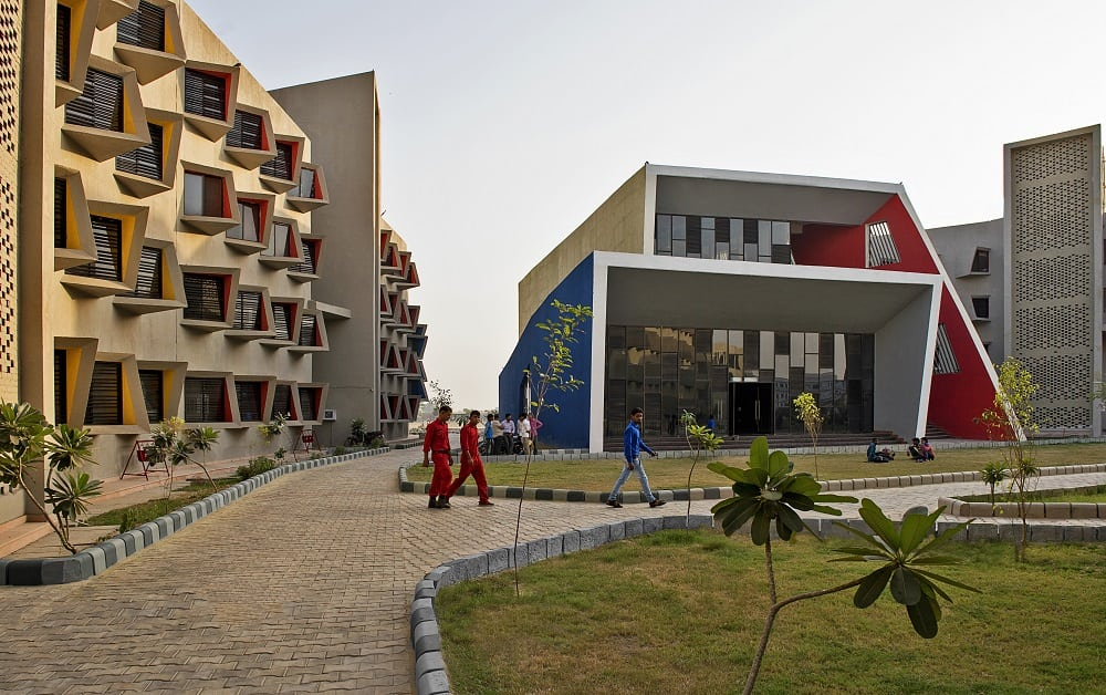 sanya puri architects india cortile
