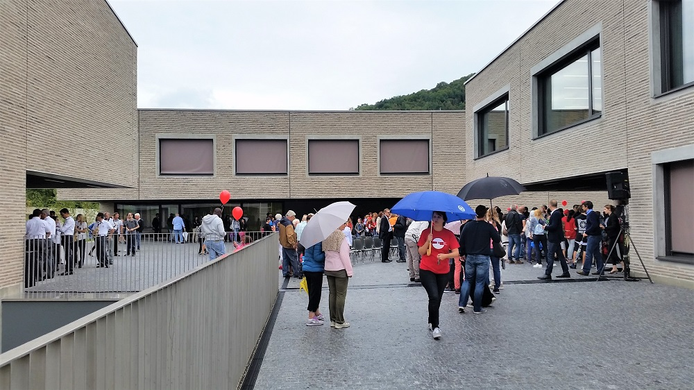 mattoni sanmarco inaugurazione scuola