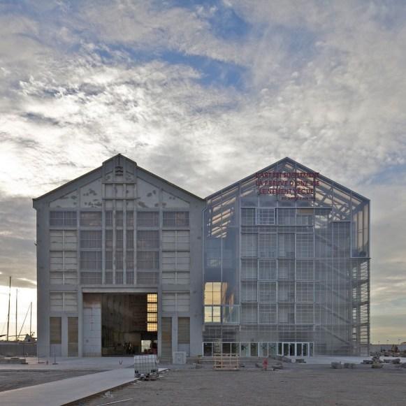 Gran Premio Internazionale BigMat: Lacaton & Vassal Frac (Fondo Regionale per l'arte contemporanea), Dunkerque, Francia, 2013