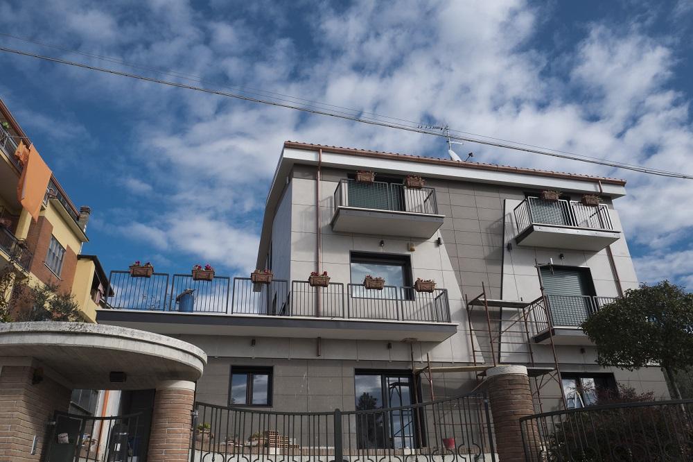 Riqualificazione con isotec parete il nuovo comfort di casa