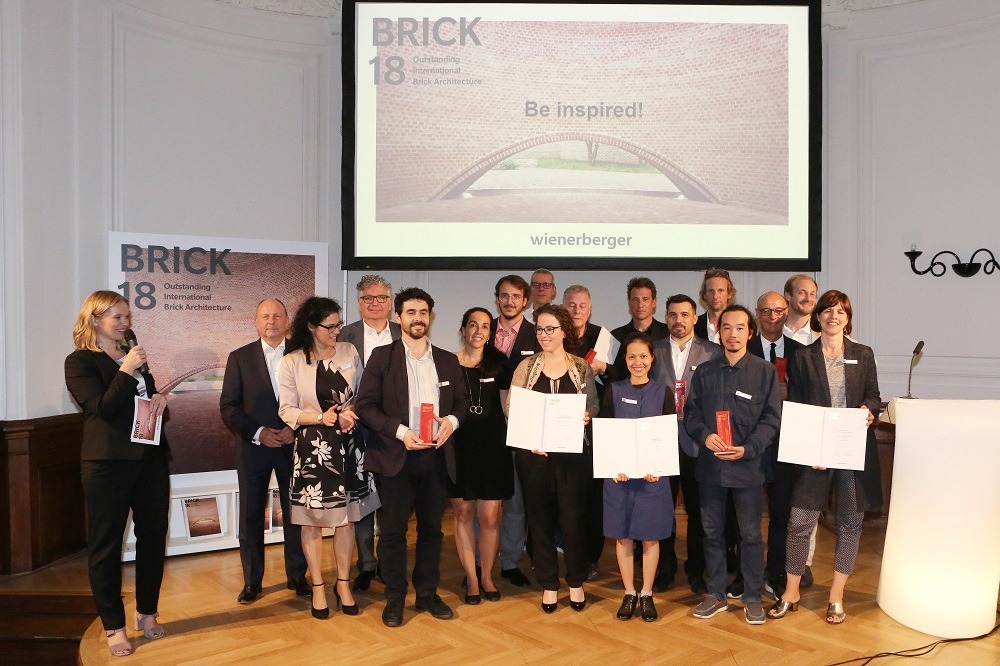 Wienerberger Brick Award 2018: Winners Ceremony