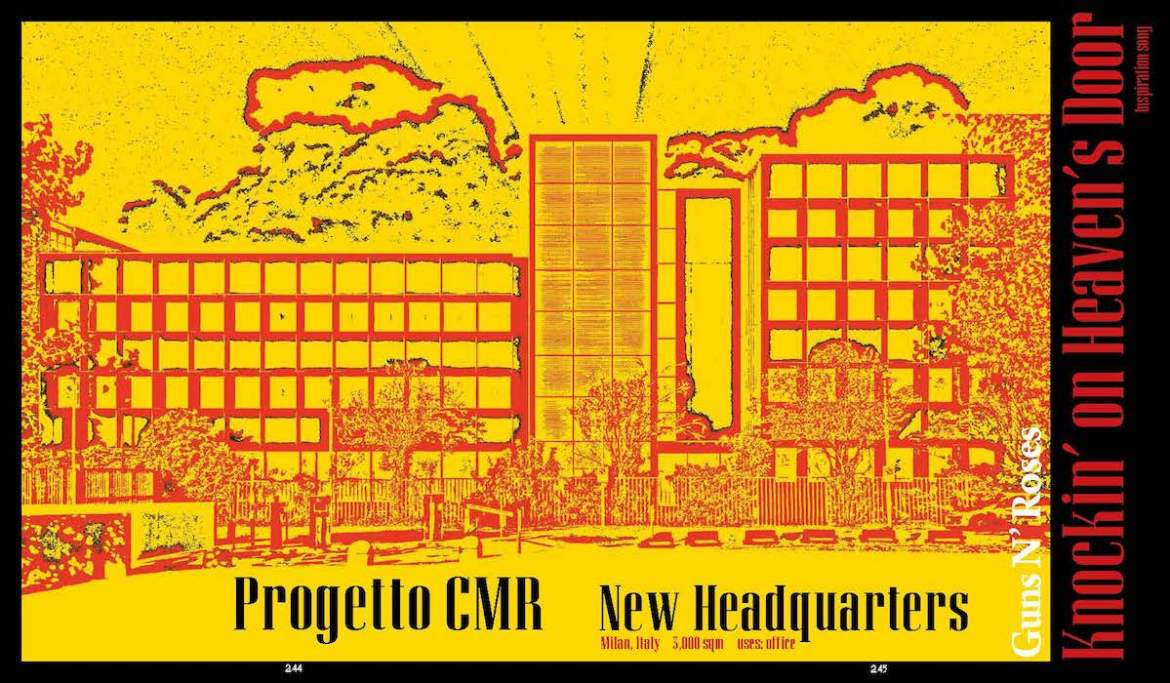 Headquarters progetto Cmr