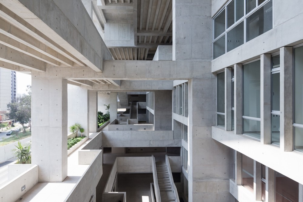 Grafton Architects lima pritzker
