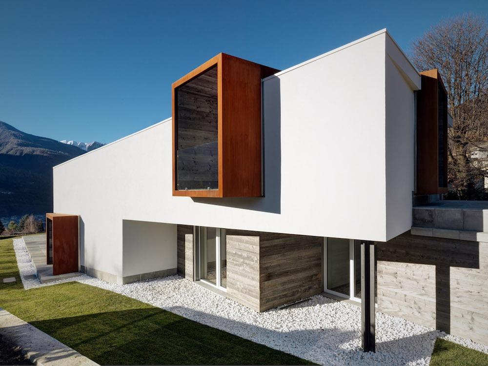 casa passiva ingresso