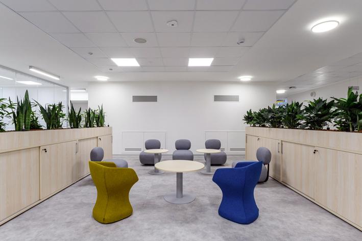 Uffici nel comprensorio ex Olivetti firmati da WiP Architetti