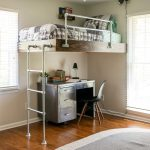 Diy Loft Bed For Boy S Room Strong And Simple To Build You Can Man