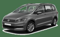 Volkswagen Touran o Similar. OPCION BASICA