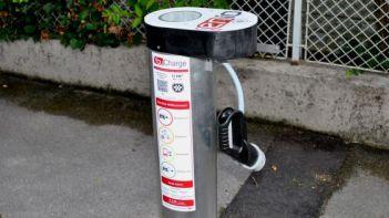 YouCharge Haus-Stromtankstelle - die innovative Ladesäule
