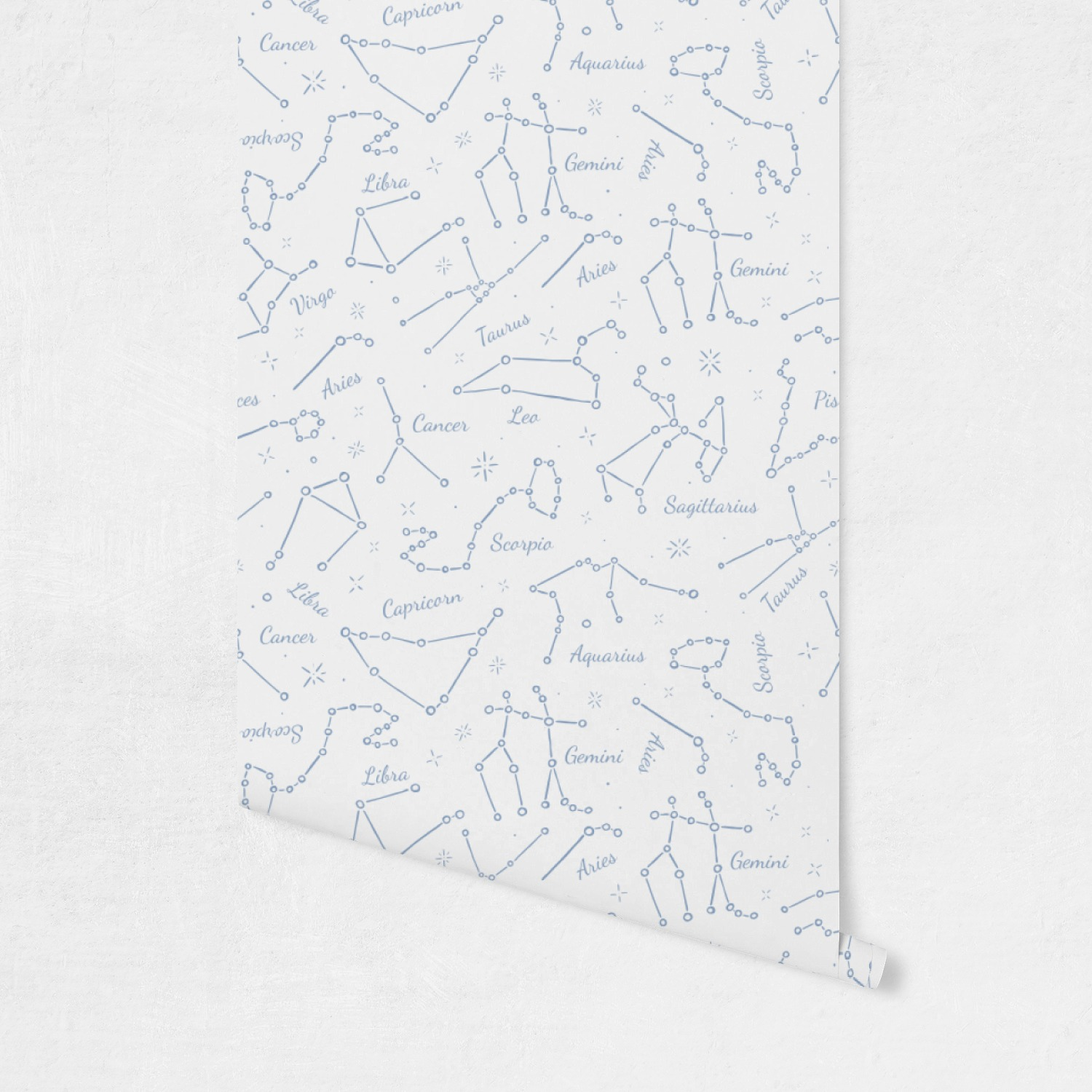 Zodiac Constellations Wallpaper Amp Surface Covering Water