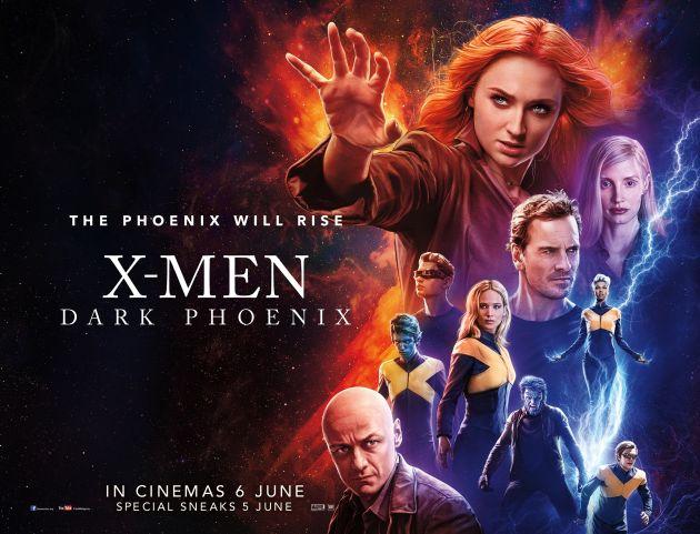 X Men Dark Phoenix Full Movie Download Worldfree4u