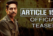 Article 15 Full Movie Download HDfriday