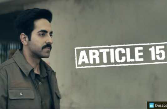 Article 15 Full Movie Download Openload