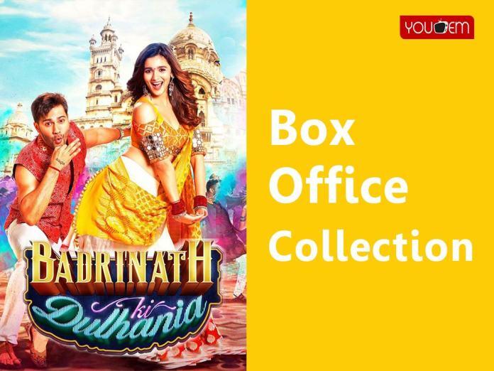 Badrinath Ki Dulhania Box Office Collection