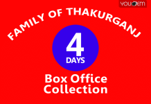 Family of Thakurganj 4th Day Box Office Collection