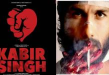 Kabir Singh leaked by Torrentz2
