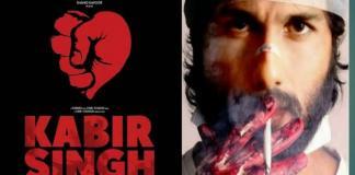 Kabir Singh leaked by Torrentz2