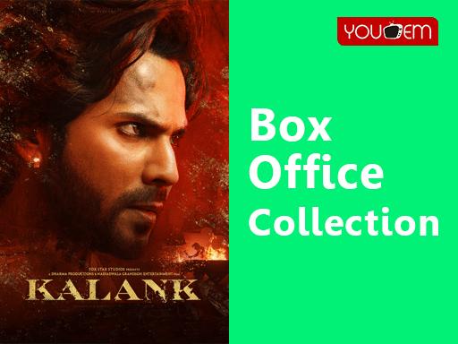 Kalank Box Office Collection