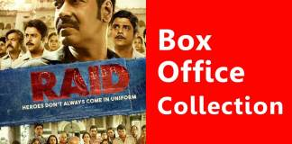Raid Box Office Collection