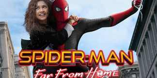 Spider-Man: Far From Home Full Movie Download Filmywap