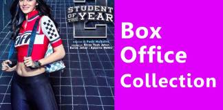 Student of the Year 2 Box Office Collection