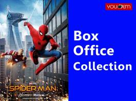 spiderman homecoming Box Office Collection