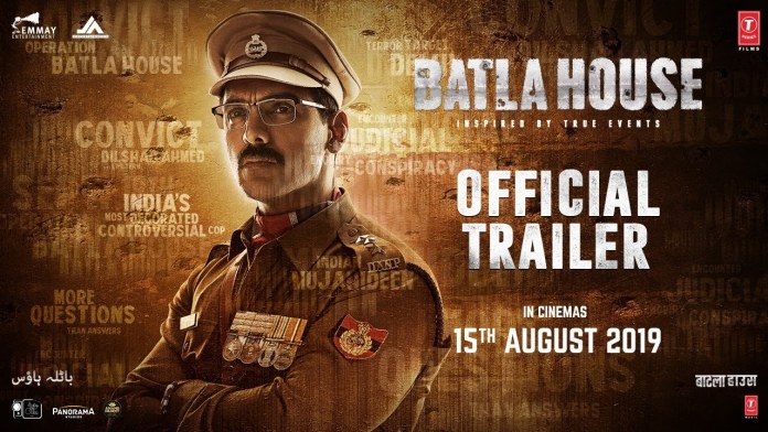 Batla House Box Office Collection