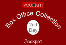 Jackpot 2nd Day Box Office Collection