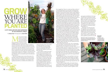 Marvelous Organic Gardening Magazine