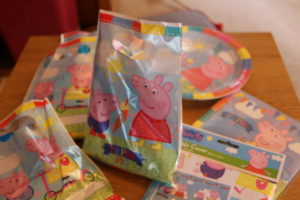 Peppa Party Pack