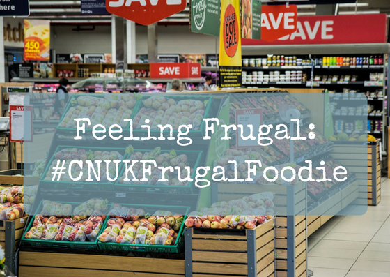 Feeling Frugal: Contact Numbers UK and #CNUKFrugalFoodie