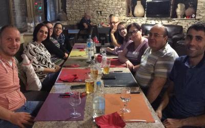 Malta the missionary joy continues!