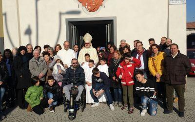 Festa dell'Immacolata con S.E.R. Mons. Giuseppe Anfossi – Torino