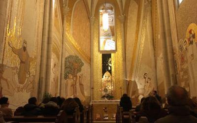 Madrid: Un fiume di grazia in Cattedrale