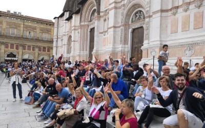 Grande partecipazione e gioia al pellegrinaggio a Bologna
