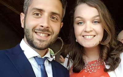 LUCA E SEANAN SPOSI VENERDI' 5 OTTOBRE 2018 – SCRIVIGLI IL TUO MESSAGGIO
