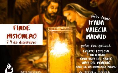 Finde misionero en Madrid