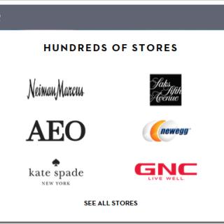 ShopRunner 合作的折扣商家