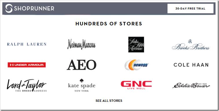 ShopRunner Stores