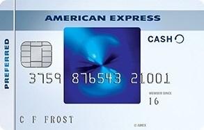 American Express(Amex) Blue Cash Preferred Card
