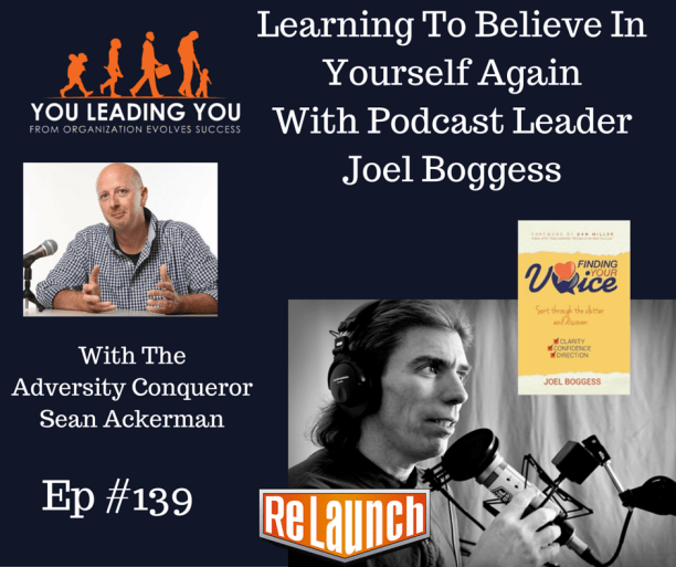 Podcast Leader Joel Boggess