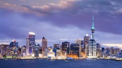 Photo of Auckland