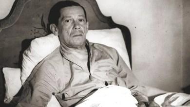 Photo of Józef Rettinger.