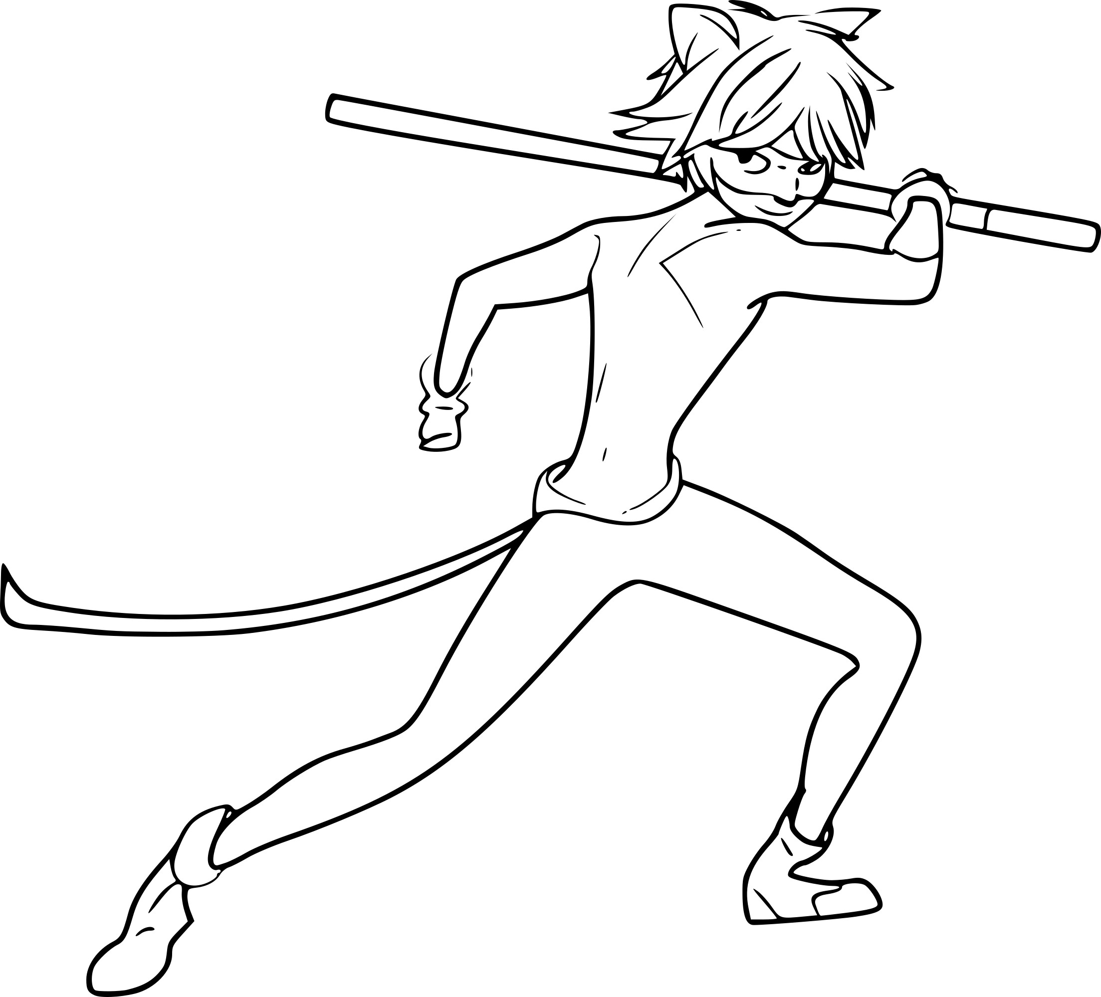 Miraculous Ladybug Coloring Pages