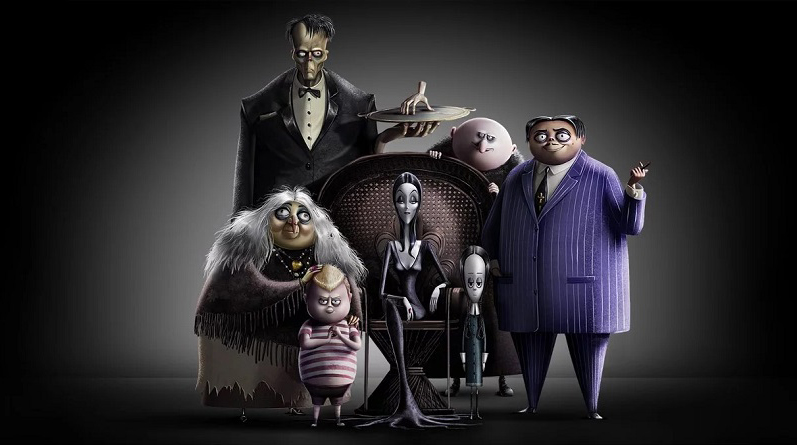 Image result for the addams family movie 2019