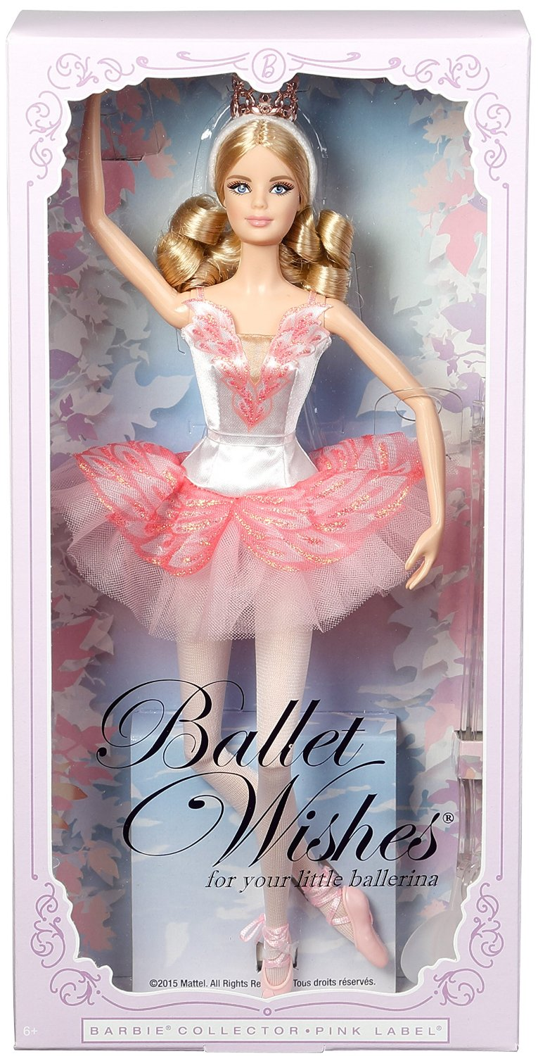 2016 Barbie Collector Ballet Wishes Birthday Wishes YouLoveItru