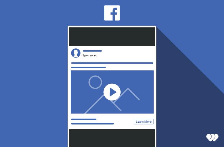 Détails sur l'utilisation de la publicité vidéo Slideshow sur Facebook avec conseils sur le format et la durée de diffusion