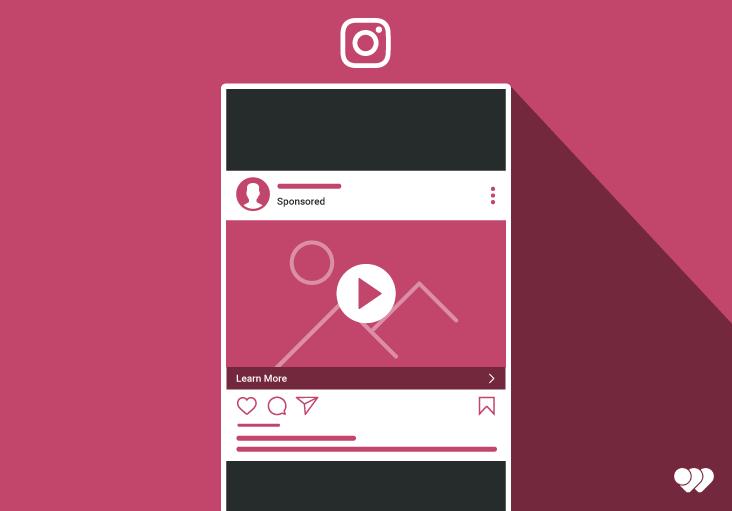Adaptation du format vidéo dans le feed Instagram