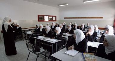 إسرائيل تماطل فى إقامة مدارس جديدة للفلسطينيين