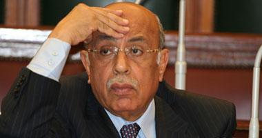 مفيد شهاب وزير الدولة للشئون النيابية والقانونية