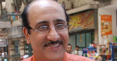 الدكتور رؤوف هندى المتحدث الرسمى باسم البهائيين المصريين